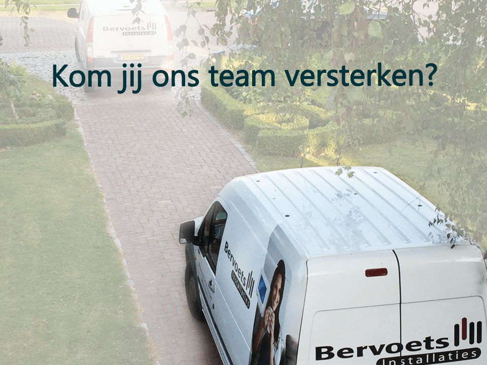 Contact Bervoets Installaties
